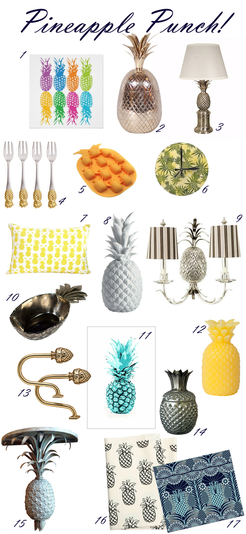 Download Wallpaper Home Screen Pineapple - pineapples-in-decor1  You Should Have_28143.jpg