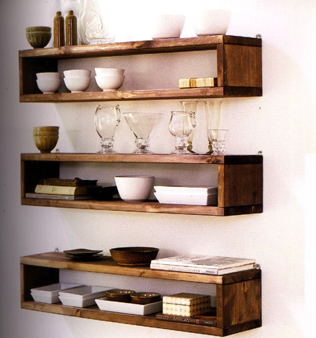 build wooden shelving unit | Online Woodworking Plans