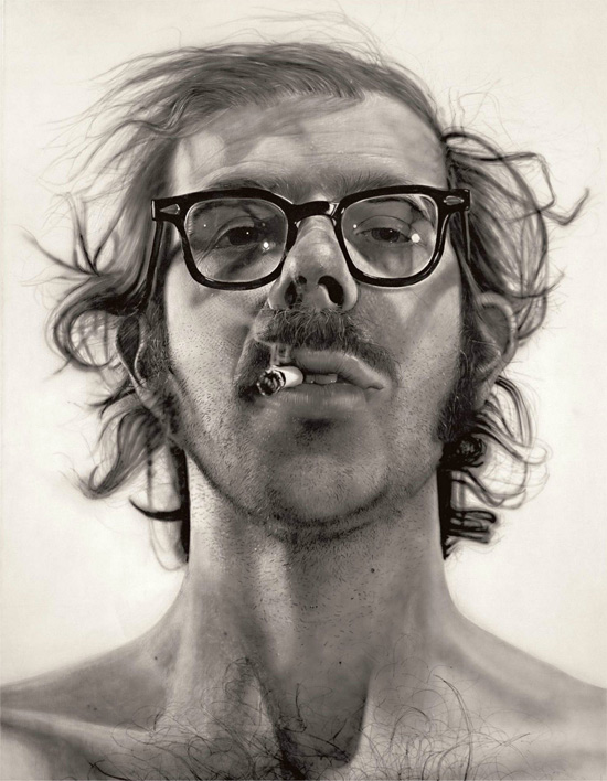 Chuck-Close-Big-Self-POotrait