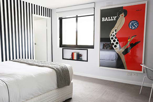 bec-george-the-block-bedroom-bally-vintage-poster